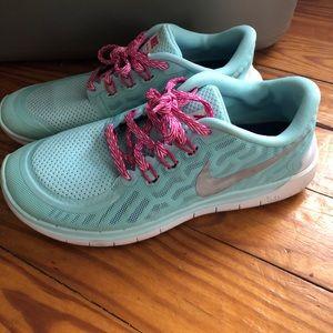 Nike Free 5.0 shoes